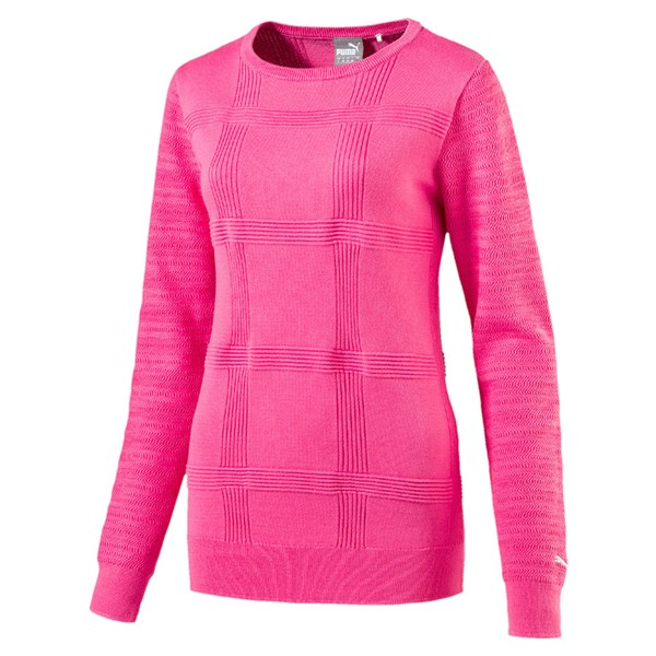Puma  Ladies Crewneck Sweater