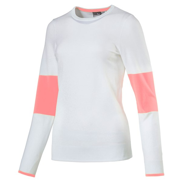Puma  Ladies Evoknit Fashion Sweater