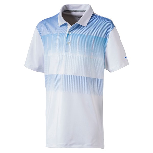 Puma  Junior Logo Polo Shirt