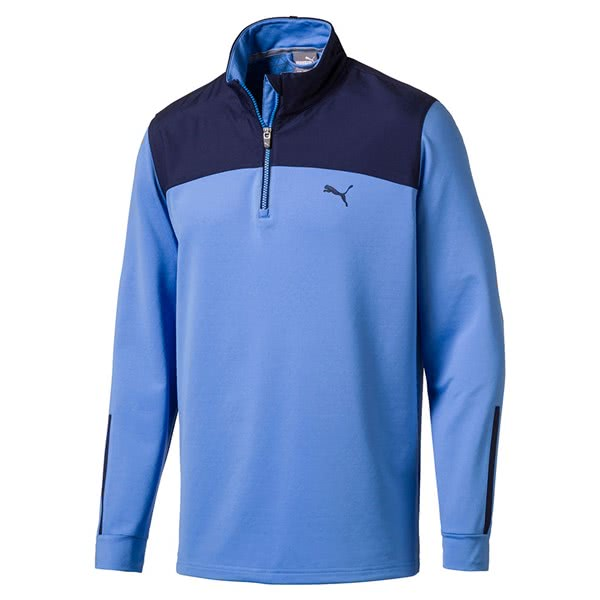 Puma Mens PWRWARM Quarter Zip Popover