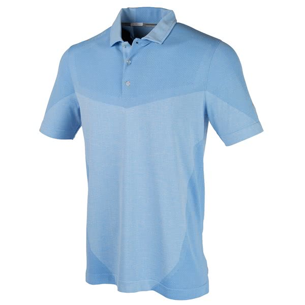 Puma Mens Evoknit Seamless Polo Shirt