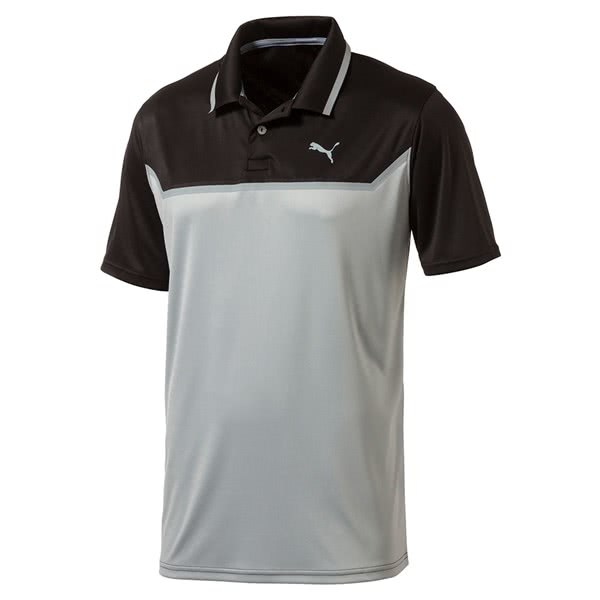 Puma Mens Bonded Tech Polo Shirt