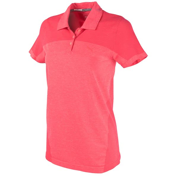 Puma Ladies EvoKnit Polo Shirt