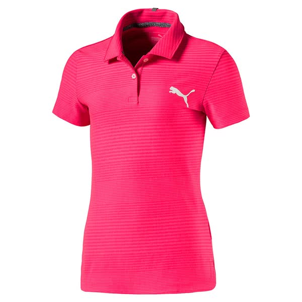 Puma Girls Aston Polo Shirt