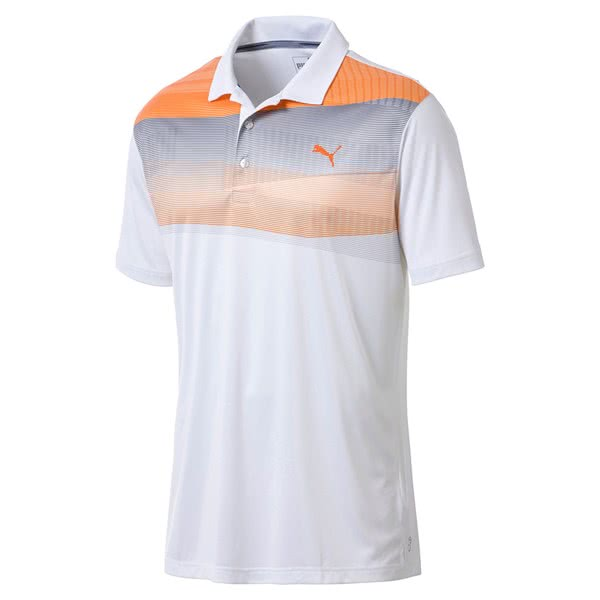 faddc07b Puma Mens PWRCOOL Refraction Polo Shirt. Double tap to zoom. Puma ...