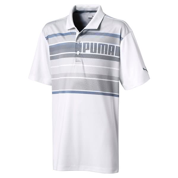 Puma Boys DryCell Polo Shirt