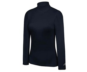 Adidas Ladies Compression Thermal Mock Baselayer