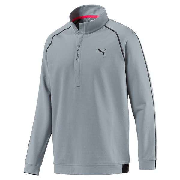 Puma Mens PWRWARM Quarter Zip Pullover