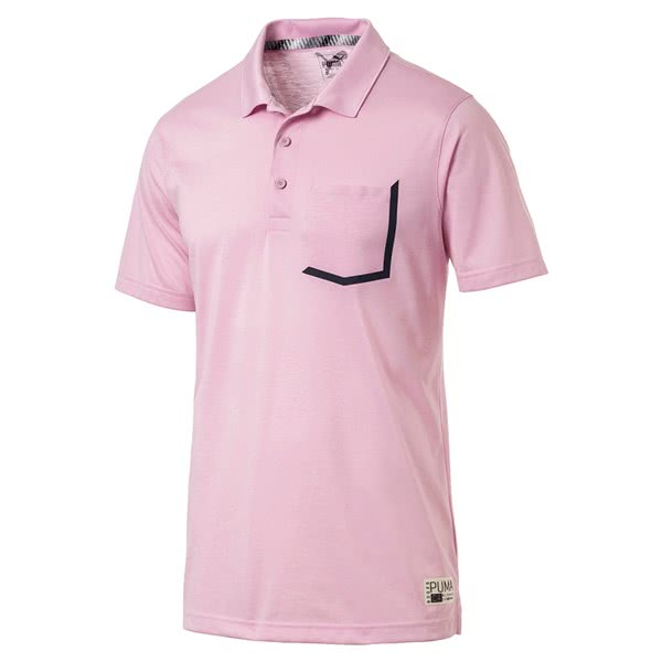 Puma Mens Faraday Polo Shirt
