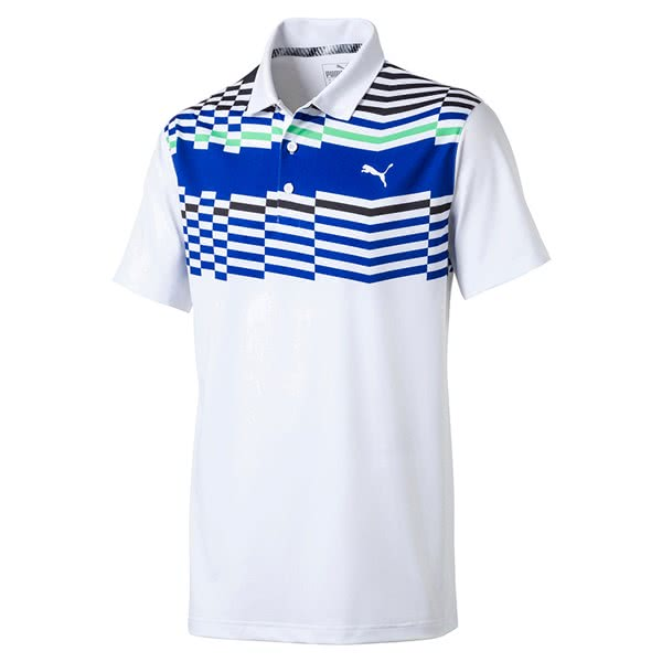 Puma Mens Road Map Polo Shirt 2019