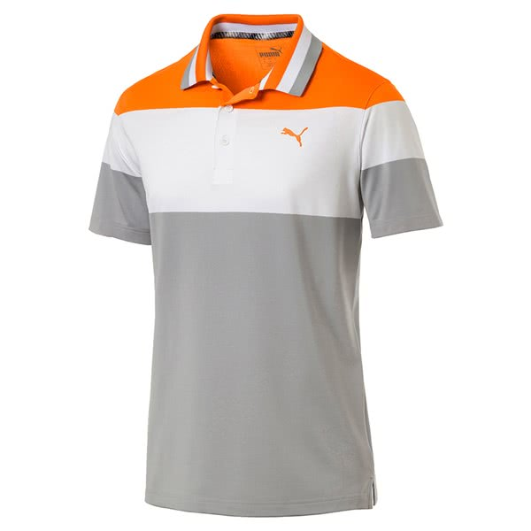 94bd33d1 Puma Mens Nineties Polo Shirt - Golfonline