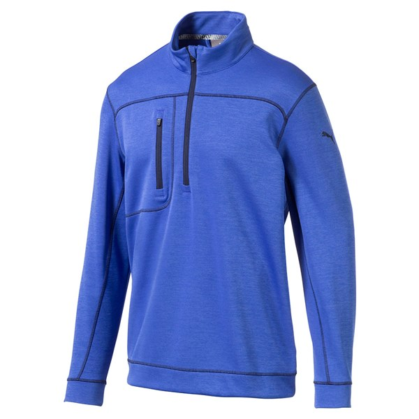Puma Mens Go Low Quarter Zip Top