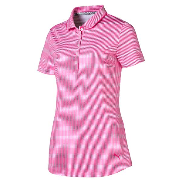 Puma Ladies Forward Tees Polo Shirt