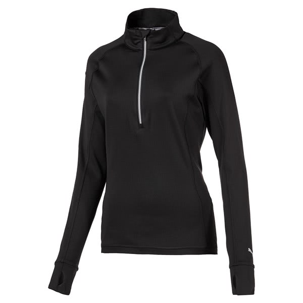 Puma Ladies Rotation Quarter Zip Pullover