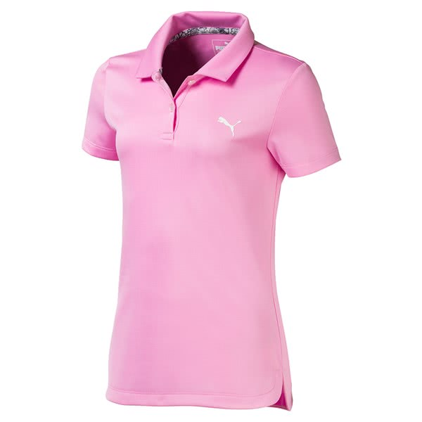 Puma Girls Essential Polo Shirt - Golfonline 50890cb54d8c
