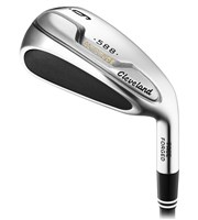 Cleveland 588 Altitude Irons  Steel Shaft