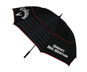 Callaway Great Big Bertha 64 inch Double Canopy Umbrella