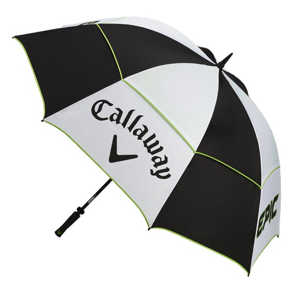 Callaway Epic Speed 68 Inch Double Canopy Umbrella