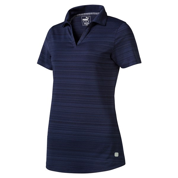 Puma Ladies Coastal Polo Shirts