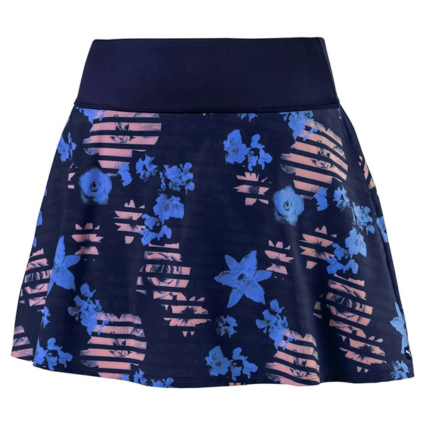 Puma Ladies PWRSHAPE Floral Skirt