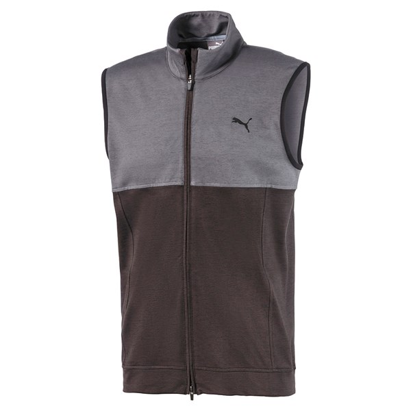 Puma Mens Warm Up Vest