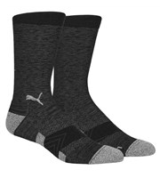 Puma Golf GoTime Chevron Crew Socks  Pair