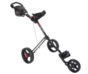 Masters 5 Series 3 Wheel Push Trolley