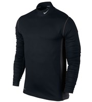 Nike Mens Hyperwarm Mock Baselayer