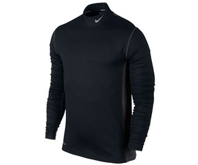 Nike Mens Hyperwarm Mock Baselayer 2014