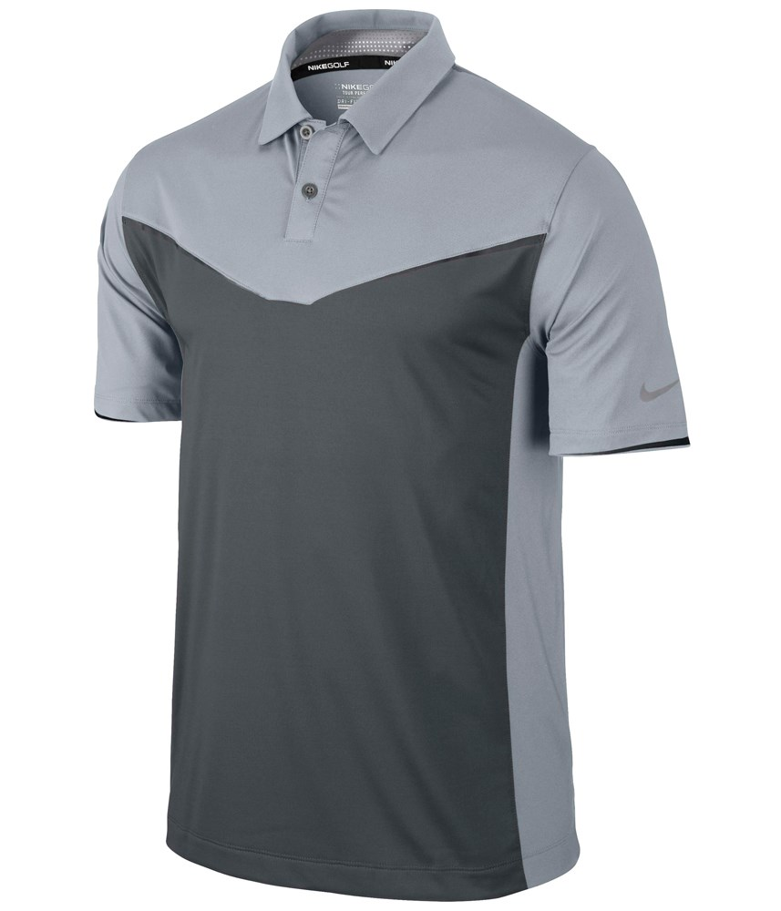 Nike mens innovation colour block golf polo shirt 2014 for Nike polo golf shirts