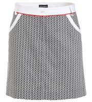 Golfino Ladies Printed Stretch Skort