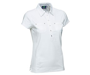 Daily Sports Ladies Gina Cap sleeve Polo Shirt