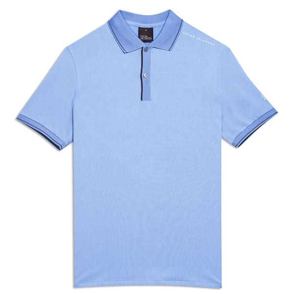 Oscar Jacobson Mens Falcon Course Polo Shirt
