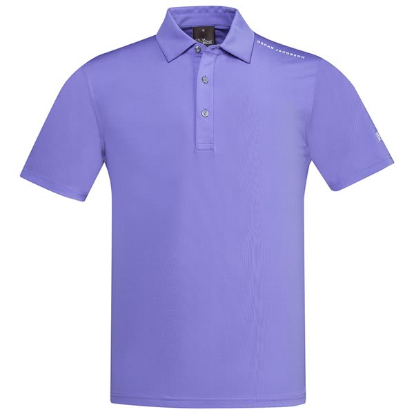 Oscar Jacobson Mens Chap Course Polo Shirt