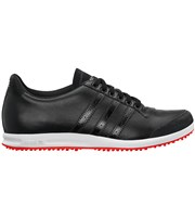 Adidas Ladies Adicross Street Shoes  Black/White/Red