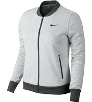 Nike Ladies Wool Bonded Windblock Bomber Jacket