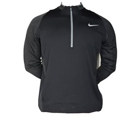 Nike Mens Therma-Fit 3D Engineered 1/2 Zip Top