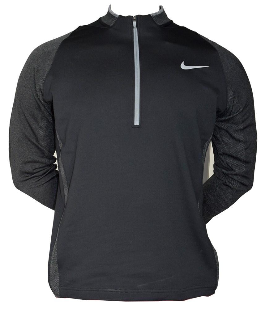 5f84aa02510e Nike Mens Therma-Fit 3D Engineered 1 2 Zip Top
