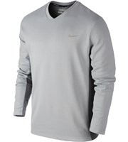 Nike Mens Dri-Fit Tech Sweater  Logo on Chest