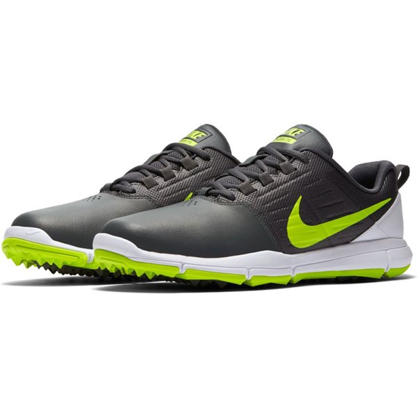 7dbb3f75653 Nike Mens Explorer Lea Golf Shoes. Double tap to zoom. 1  2  3  4 ...