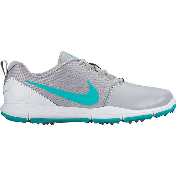 premium selection ee55e 42e20 Nike Mens Explorer Lea Golf Shoes. Double tap to zoom. 1 ...