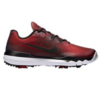 Nike Mens TW15 Golf Shoes (University Red/Black)
