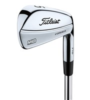 Titleist 716 MB Forged Irons  Steel Shaft