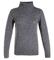 Golfino Ladies Sparkly Roll Neck Pullover