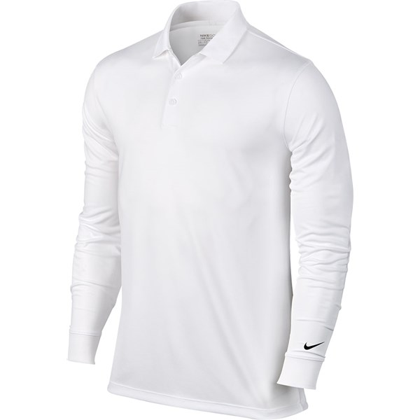 Nike Golf Mens Victory Long Sleeve Polo Shirt | GolfOnline