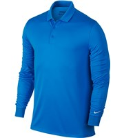 Nike Golf Mens Victory Long Sleeve Polo Shirt
