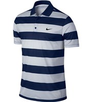 Nike Golf Mens Victory Bold Stripe Polo Shirt