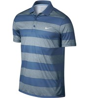 Nike Mens Victory Bold Stripe Polo Shirt