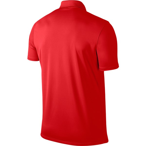 Nike mens victory solid polo shirt logo on sleeve for Order polo shirts with logo