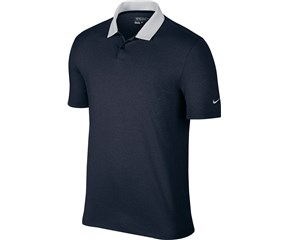 Nike Mens Icon Heather Polo Shirt